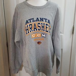 CCM Atlanta Thrashers sweatshirt
